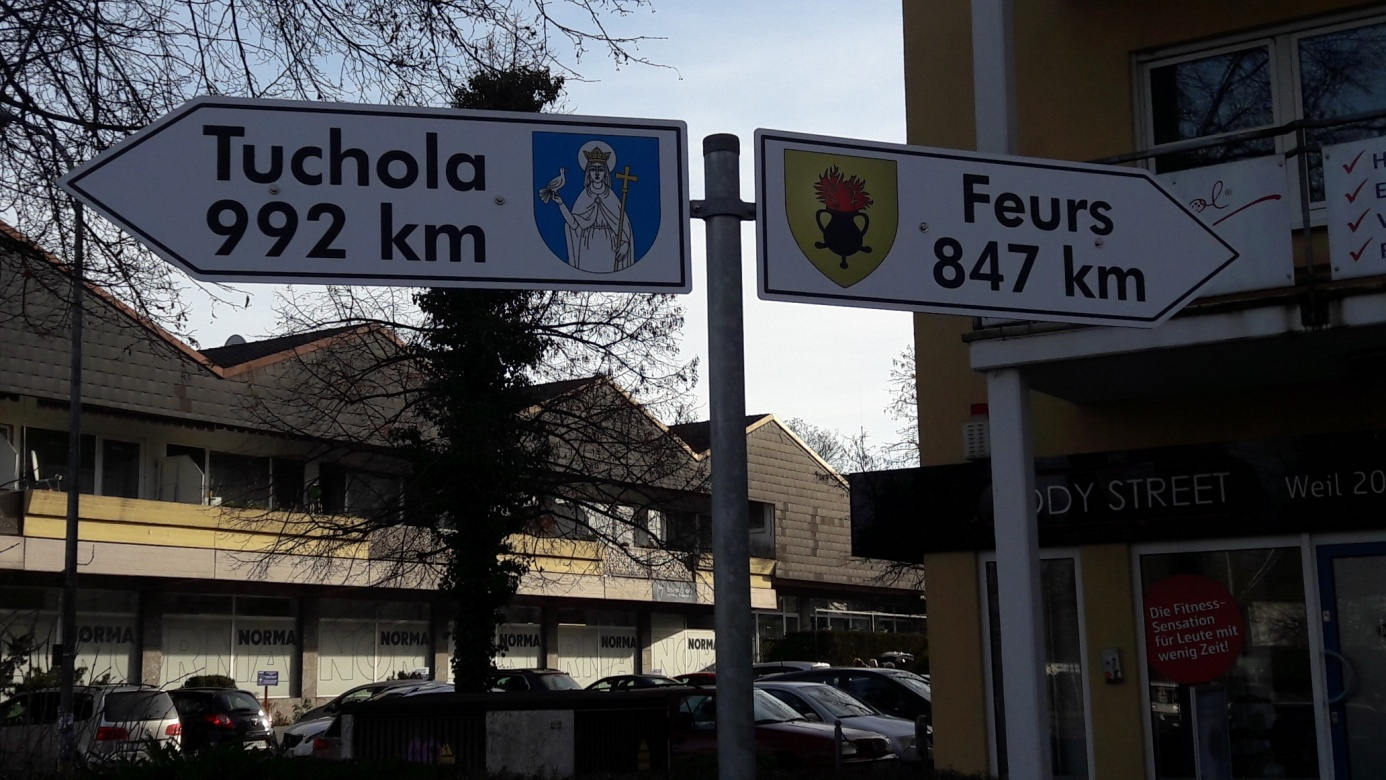 Twin towns with Olching